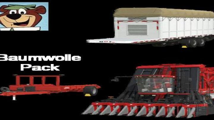 Trending mods today: FS19 Baumwolle Pack OY V 19.5