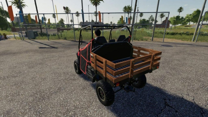 Trending mods today: FS19 Mahindra Retriever Wooden Stake Bed v1.1