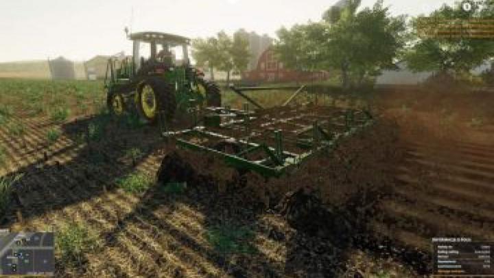 Trending mods today: FS19 John Deere 1600 chisel plow v1.0.0.0