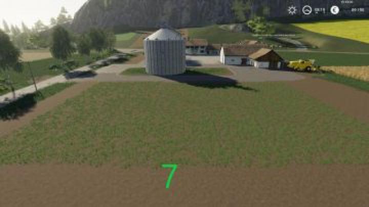 Trending mods today: FS19 Gameplay Grass Patch V 2.2