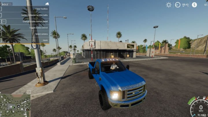 Trending mods today: FS19 Fixed EXP f350