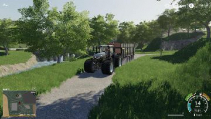 Trending mods today: FS19 Sherwood Park Farm v2.1