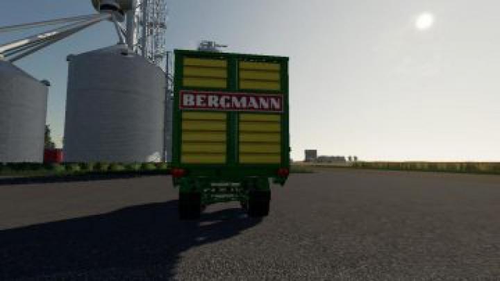 trailers FS19 Bergmann Repex 34S v1.0.0.0