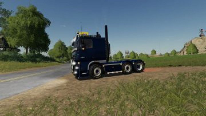 Trending mods today: FS19 DAF 105 XF Truck