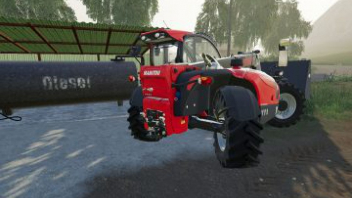Trending mods today: FS19 MANITOU CAT-Edition
