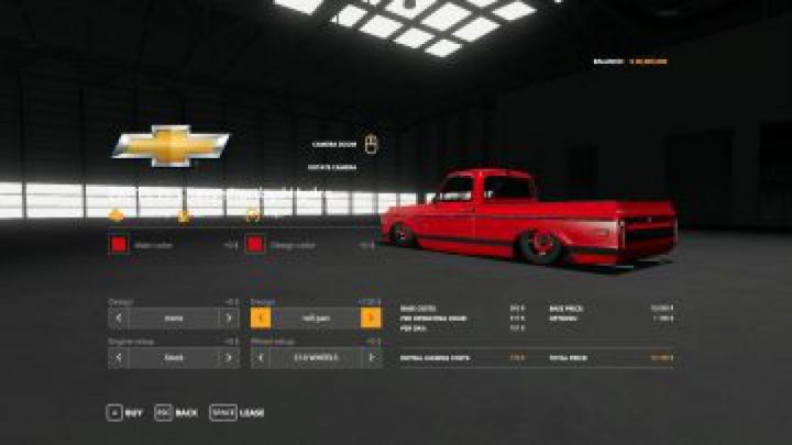 Trending mods today: FS19 48 Chevy ramp truck and 71 Chevy C10 v1.0