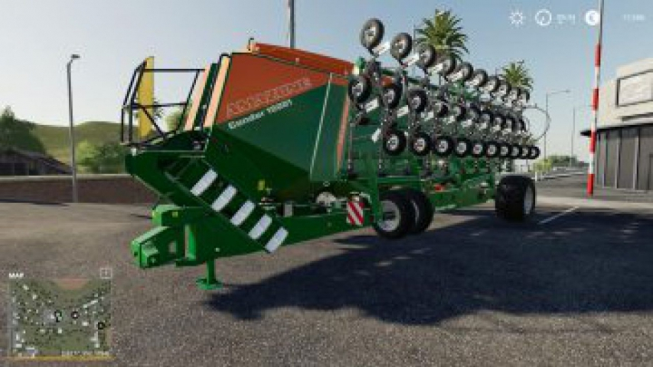 Trending mods today: FS19 Amazone Codoor 15001 v1.1