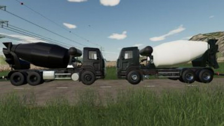 Trending mods today: FS19 Cement Truck v1.0.0.0
