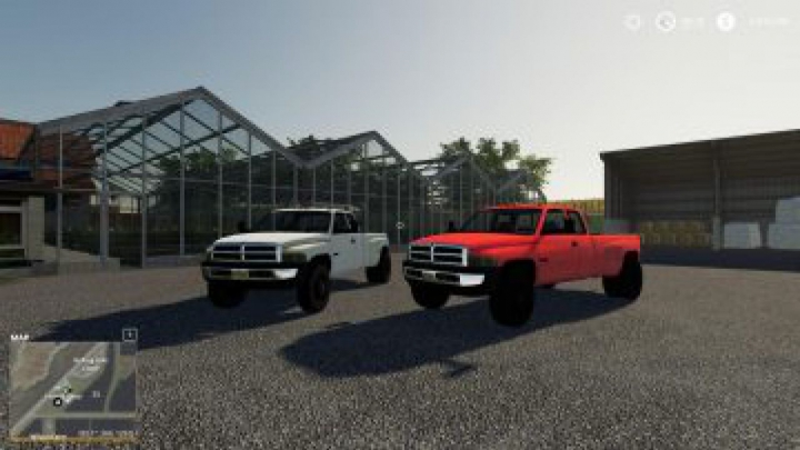 Trending mods today: FS19 Dodge Ram 3500 v1.3.0.0