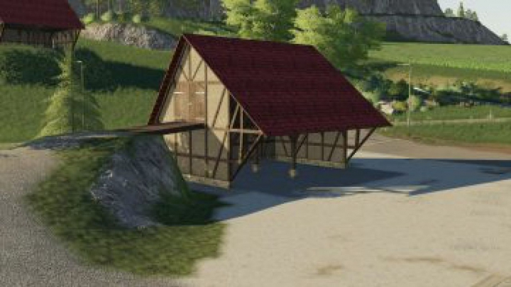 Trending mods today: FS19 Timberframe Barn With Attic v1.0.0.1