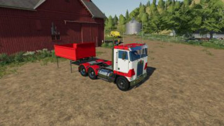 Trending mods today: FS19 Slide On Tipper v1.0