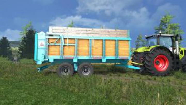 trailers FS19 Crosetto Marene v1.0