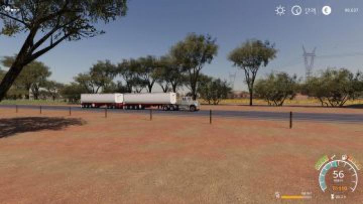 Trending mods today: FS19 RWT Aussie dump trailer v1.0