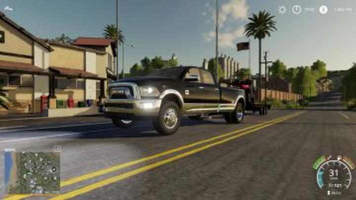 Trending mods today: FS19 Dodge ram 3500 heavy duty v1.0