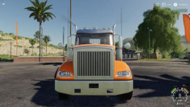 Trending mods today: FS19 Warrior Semi Truck v1.0.1.0
