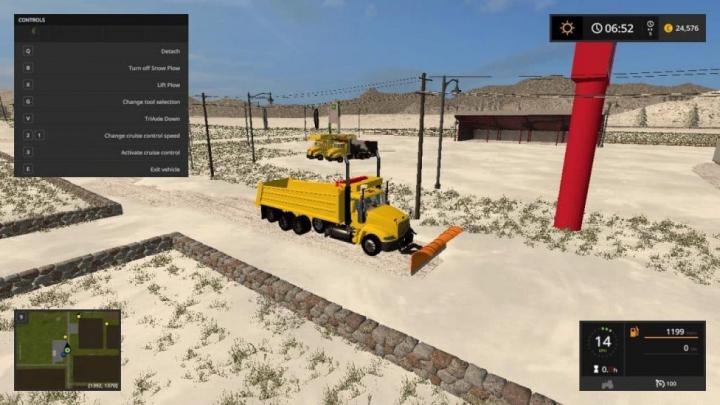 Trending mods today: FS17 Mack vision plow truck v1.0.0.0