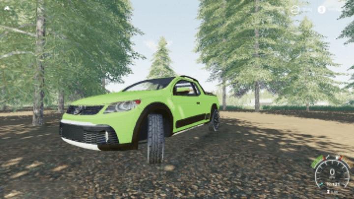 Trending mods today: FS19 VolksWagen Saveiro Cross G5