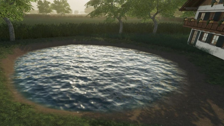 Trending mods today: FS19 Pond Water Store v1.1