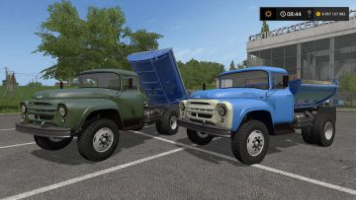 Trending mods today: FS17 ZIL MMZ-555 v1.0.0.0