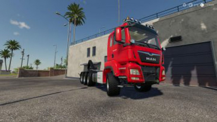 Trending mods today: FS19 Man TGS 18.500 Hooklift v1.0.0.0