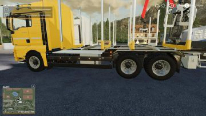 Trending mods today: FS19 Forst LKW MAN MP v1.3.0