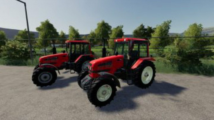 Trending mods today: FS19 MTZ 1221.4 V1