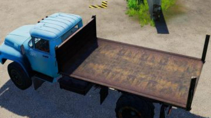 Trending mods today: FS19 ZIL 130