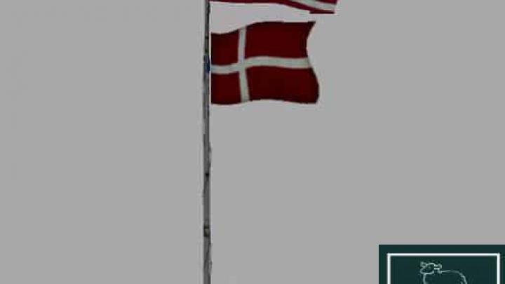Trending mods today: FS19 USA over Denmark Flag v0.0.0.1