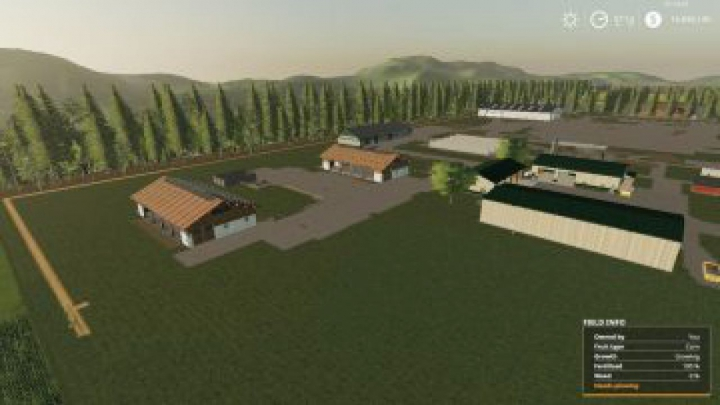 Trending mods today: FS19 Pleasant Valley Dairy (SAVEGAME) v1.0