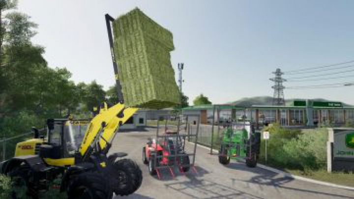 Trending mods today: FS19 Fork Lizard With Claws v1.0.0.0
