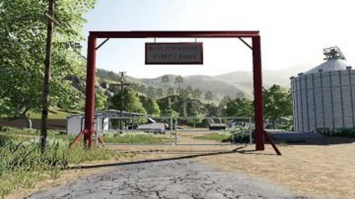Trending mods today: FS19 Gated farm entrance v1.0.0.0