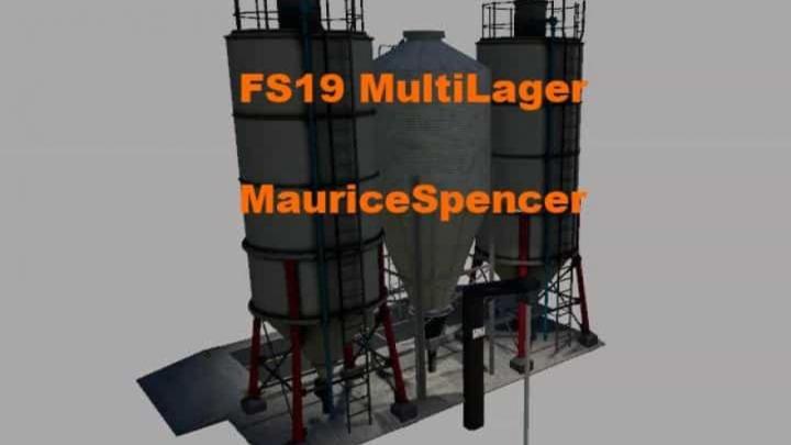 Trending mods today: FS19 MultiLager v1.9.0.0