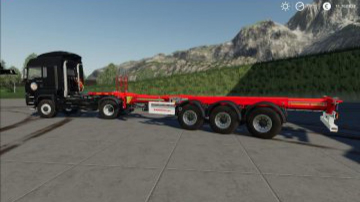 Trending mods today: KassBohrer Trailer Pack v1.0.0.0 Mod