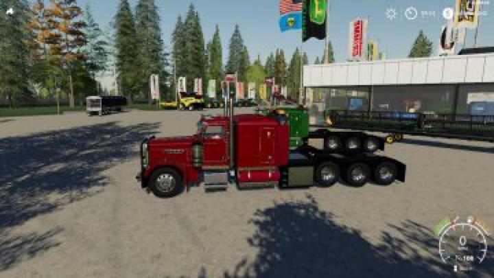 trucks FS19 Pete 389 Heavy VE1 v1.0