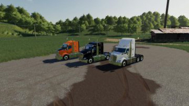 Trending mods today: FS19 Kenworth T610 v1.0.0.0