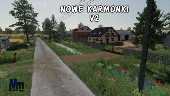 Trending mods today: FS19 New Karmonki v2.0