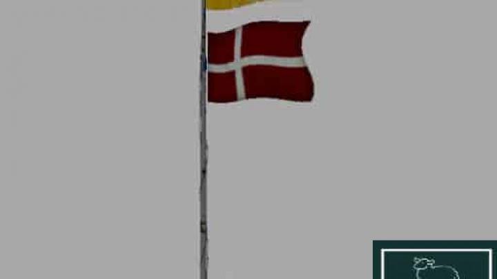 Trending mods today: FS19 GERMANY OVER DENMARK FLAG BETA