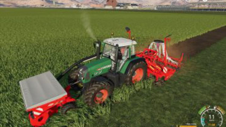 Trending mods today: FS19 FENDT 800 VARIO TMS V1.0.2