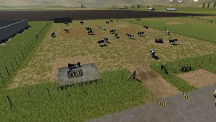 Trending mods today: FS19 PLACEABLE OPEN RANGE COW PASTURE V1.0