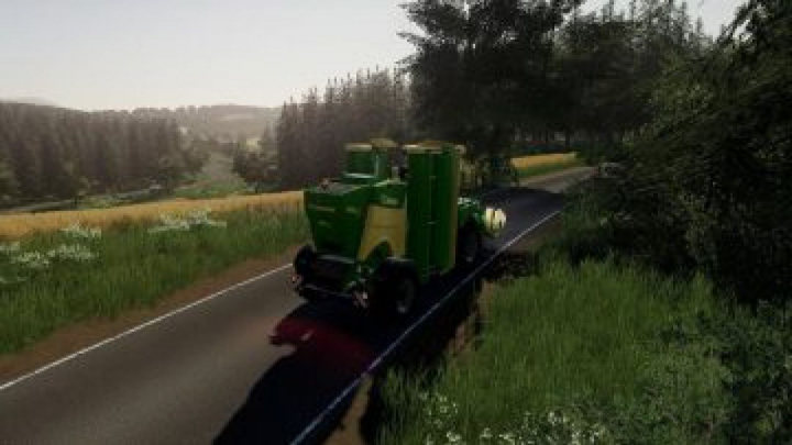 Trending mods today: FS19 OBERES GLANTAL IN DER SUDPFALZ V1.1