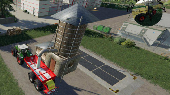 Trending mods today: FS19 SEED TOWER V1.0.0.0