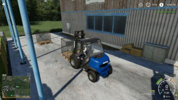 Trending mods today: FS19 BALE SALE POINT (PLACEABLE) V2.0