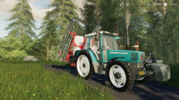 Trending mods today: FS19 Fendt Farmer 300 Pack v1.0.0.0
