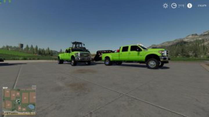 cars FS19 Ford Super Duty v1.0