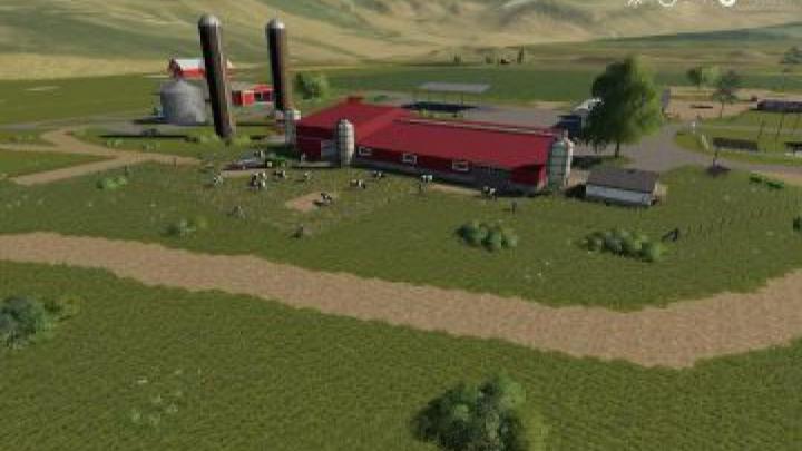 Trending mods today: FS19 Jones Dairy Farm v1.2