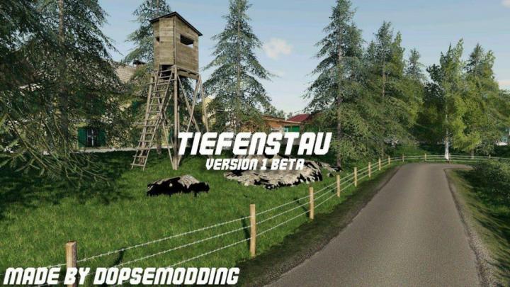 Trending mods today: FS19 Tiefenstau v1.0 Beta