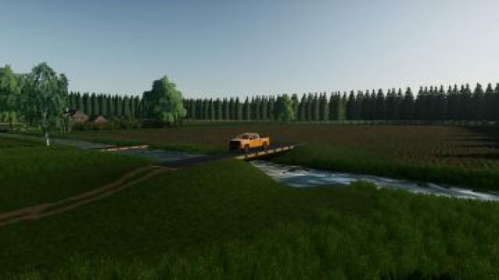 Trending mods today: FS19 Train Car Bridge v1.0
