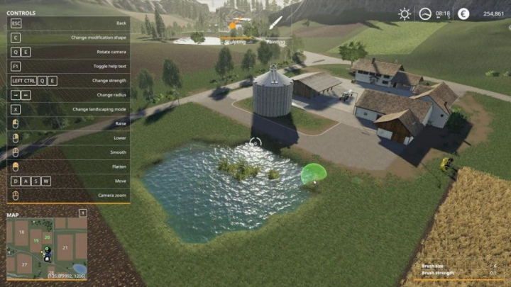 Trending mods today: FS19 Pond Water Store v1.0.0.1