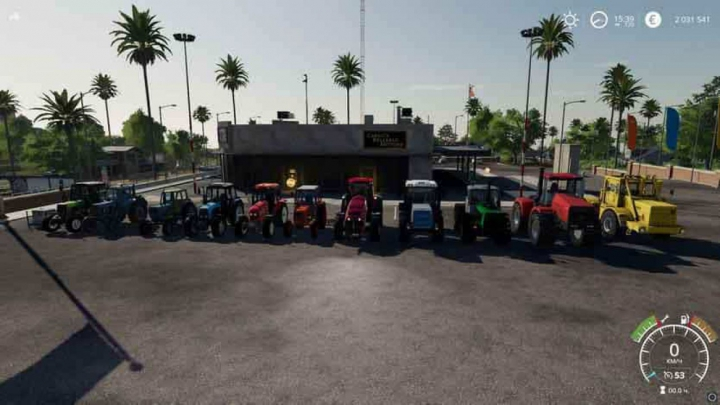 Trending mods today: FS19 Pack Russian Tractors v1.0.0.0