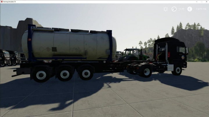 Trending mods today: FS19 ATC Container Transportation Pack v1.4.0.0